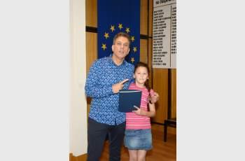 Кметът награди куп пазарджиклии за постигнати отлични резултати