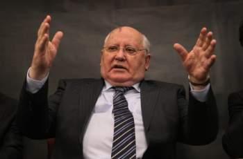 Горбачов проговори за Чернобил