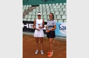 Ира Тодориева е втора в Сливен