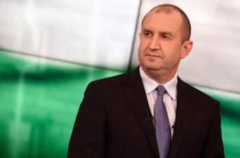 Честит рожден ден на Румен Радев - президент на Република...