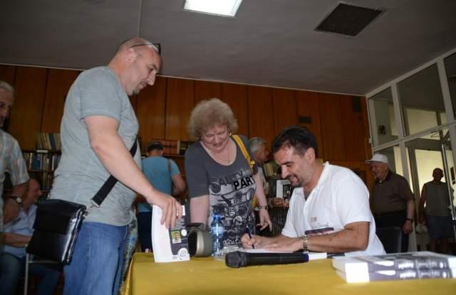 Рокаджийският роман на съдия изкупен в Хасково