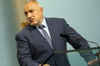 Борисов: БСП не смеят да кажат името на Слави Трифонов