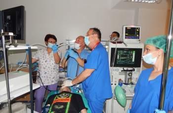 """В """"Уни Хоспитал"""" бе извършена уникална животоспасяваща операция"""
