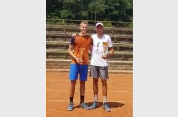 Тенисист на НСА спечели турнира в Пазарджик