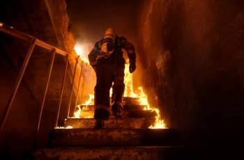 Пожар подпали базата на фермер в Костиево
