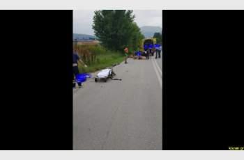 Кола помете 6 колоездачи в Гърция, има ли българи