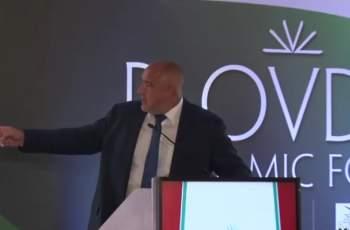 Борисов иска 140 км скоростен път за интерконектора ВИДЕО
