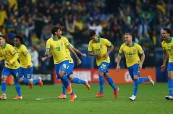 Бразилия мина през драма на Копа до полуфинала