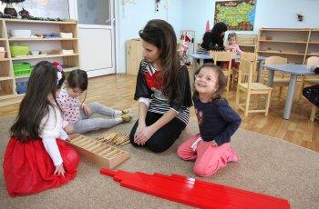 Опитът в Пловдив: Монтесори прави децата самостоятелни
