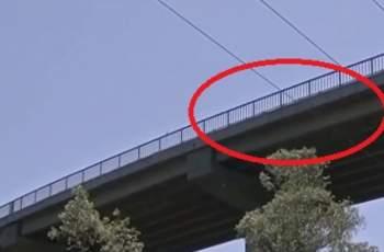 Дилян призна, че e бутнал родния си син от моста ВИДЕО