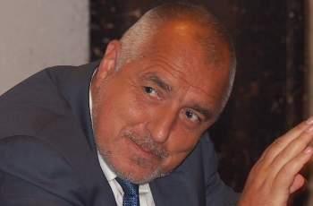 Премиерът Борисов пристигна в Труд за нелегалните цигари