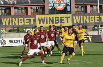 Ботев представи 28 футболисти с 0:0 срещу Локо София