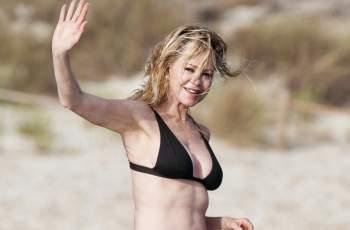 61-годишната Мелани Грифит изуми с горещо тяло