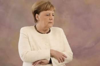 Здравето на Меркел отваря дебат за предаването на властта