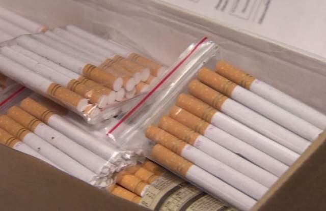 Фабриките край Пловдив бълвали 11% от незаконните цигари