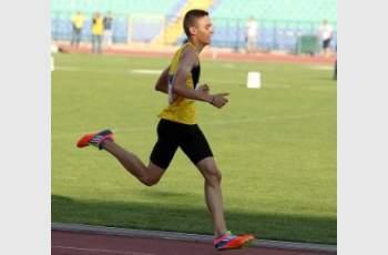 Гени Семковски е балкански шампион на 800 метра