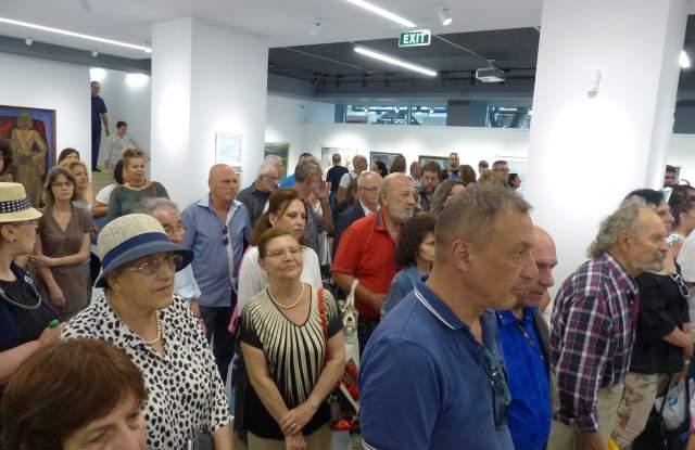 """Най-новата галерия на Пловдив - """"Капана"""", официално отвори врати. Голямата"""