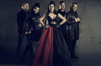 VERIDIA се присъединяват към европейското турне на Evanescence
