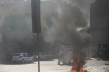 Огнен ад в центъра на Варна