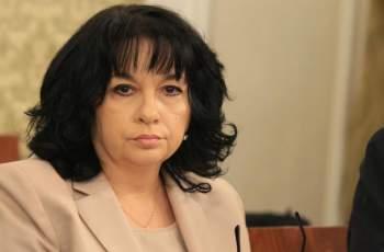 Теменужка Петкова освободи шефовете на БЕХ
