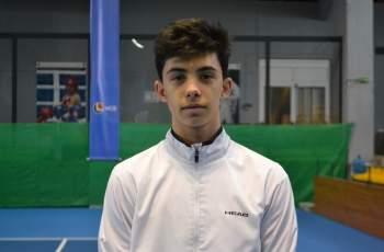 Владимир Попов в топ 4 на Тенис Европа в Румъния