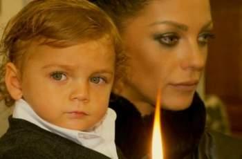 Ад в поп-фолка: Съдът взе детето на Емануела СНИМКИ