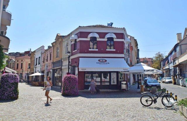 Улицата на книжовника в Пловдив - малко арт и много бира - 4