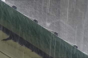 Буря и пороен дъжд нанесе щети в Разград СНИМКИ и ВИДЕО