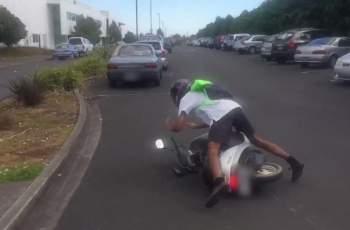 16-годишен пострада заради скутер