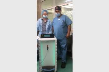 Ултрамодерен уред за бъбречни камъни работи в наша болница