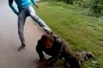 Хлапак смля от бой 65-годишен в Асеновград