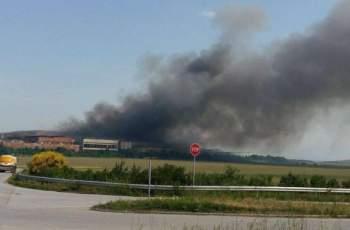 Три села на протест срещу завода в Шишманци