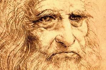Какво се появи под една от прочутите картини на Леонардо
