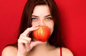 Коя част от ябълката е най-полезна