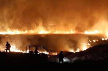 4000 евакуирани заради пожар на Канарските острови