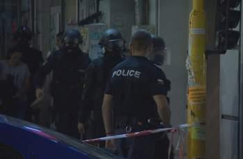 Спецакция в Пловдив! Хванаха в крачка трима бандити