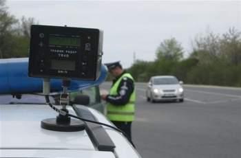 Операцията за контрол на скоростта с над 44 хил. нарушения
