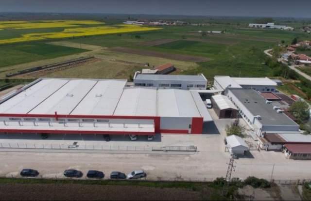 Снимка: Германци вдигат нов завод край Белозем