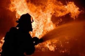 Пиян ракитовец подпалил бащиния си дом