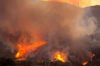 Екстремален риск от пожари, бъдете внимателни!