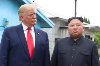 Тръмп: Ким обича да изстрелва ракети