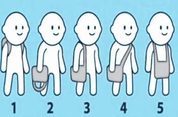 """Що за """"птица сме"""" според това как си носим чантата ТЕСТ"""