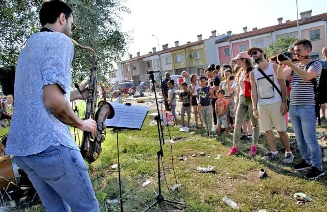Фестивалът Hillock Carnaval разтърси Пловдив СНИМКИ - 12