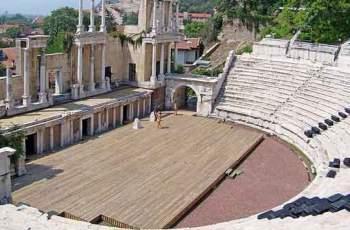 Ако сте в Пловдив, елате на Античния театър