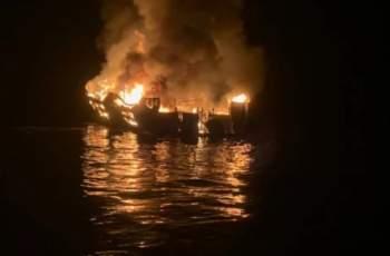 Трагедия! Откриха 25 трупа на изгоряла тузарска яхта