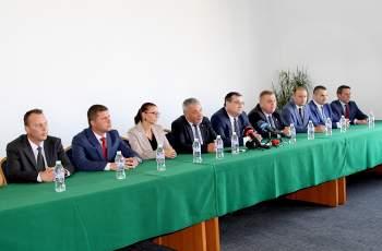 Славчо Атанасов представи районните си кметове