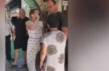 Ресторантьор нападна руска туристка заради 1 лев ВИДЕО