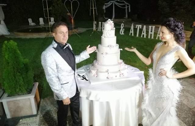 """Сватба като в приказките: Хубавата Елена каза """"ДА"""" СНИМКИ - 8"""