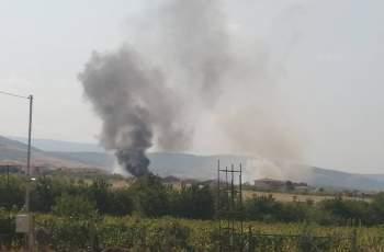 Извънредно! Огромен пожар бушува край Белащица СНИМКИ