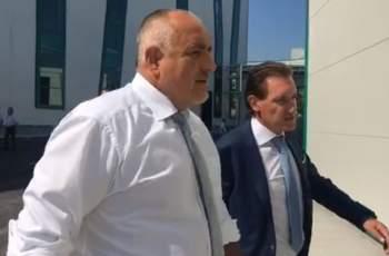 "НА ЖИВО: Борисов на откриването на завода на ""Биовет"""